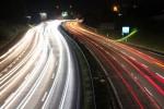 Autobahn bei Night