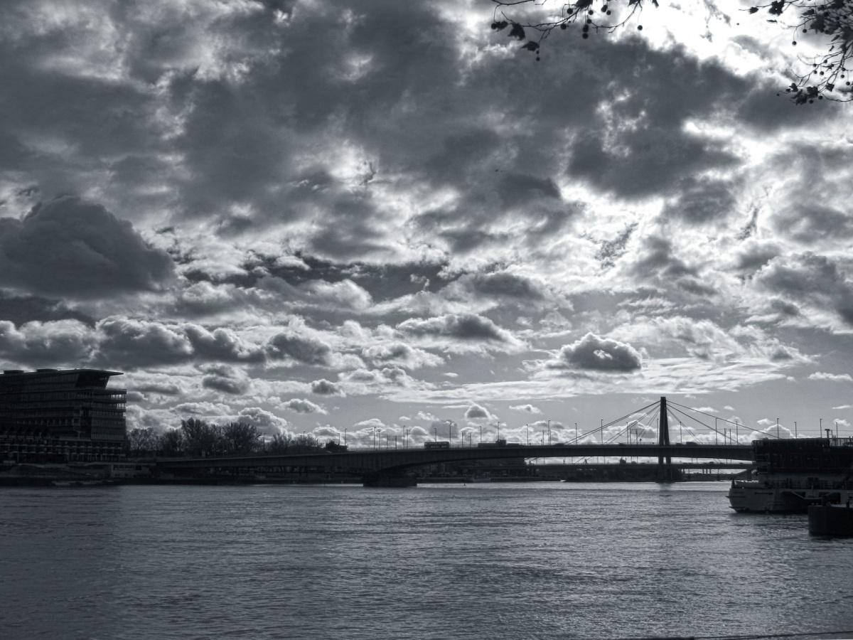 Rhein bei Köln