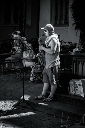 Marienplatz, Ravensburg 2017