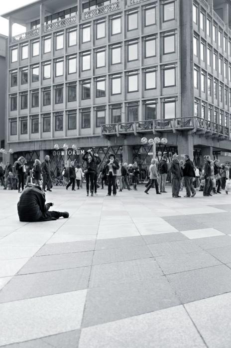 Domplattform, Köln 2013