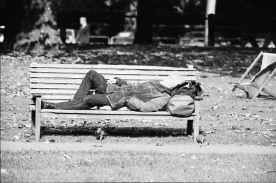 St. James Park, London 1986