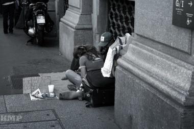 Via Alessandro Manzoni, Milano 2016