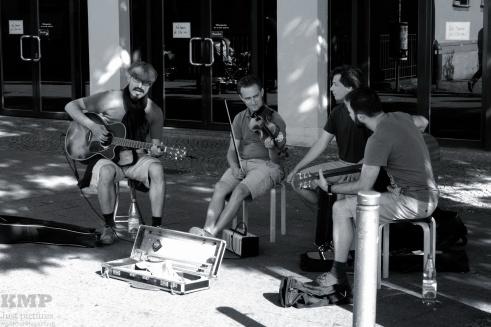Theaterplatz, Weimar 2016