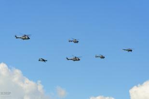 SAF Cougar, Super Puma, EC-635, Pilatus Porter