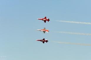 Swiss Air Force Display Team Patrouille Suisse