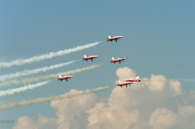 Swiss Air Force Display Team Patrouille Suisse