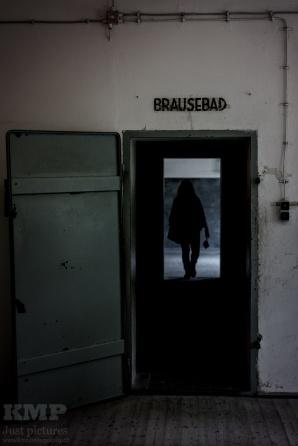Eingang zur Gaskammer