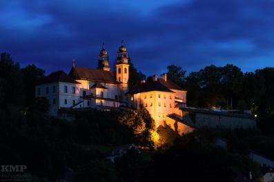 Passau bei Nacht