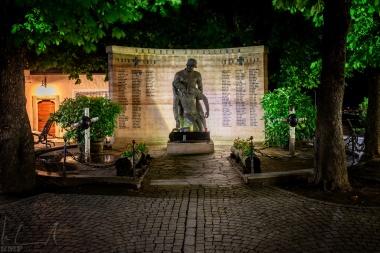 Denkmal für die Gefallenen der Weltkriege, Tramin