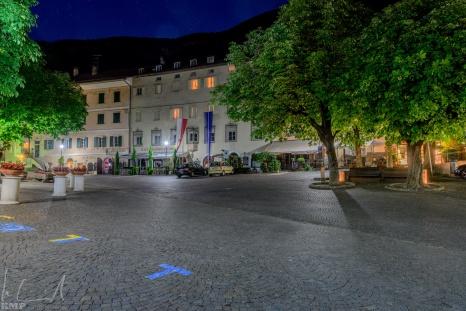 Rathausplatz, Tramin