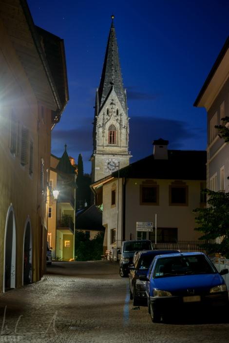 Pfarrkirche zu den hll. Quiricus und Julitta in Tramin