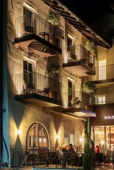 Hotel Goldene Traube, Tramin