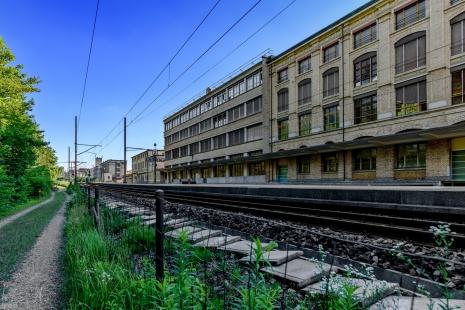 Bahnhof Kemptthal