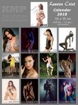 KMP Kalender 2018 mit Lauren Crist