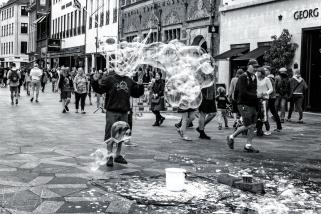Strøget, Kopenhagen 2018