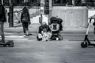 Jernbanettorget, Oslo 2019